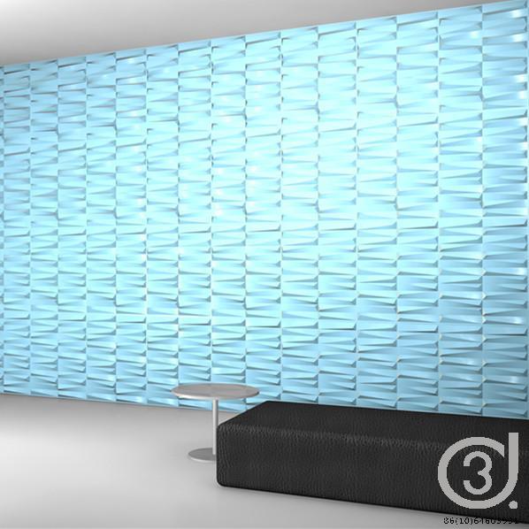 Glass 3d wall panels decor city - Decorative glass wall panels ...