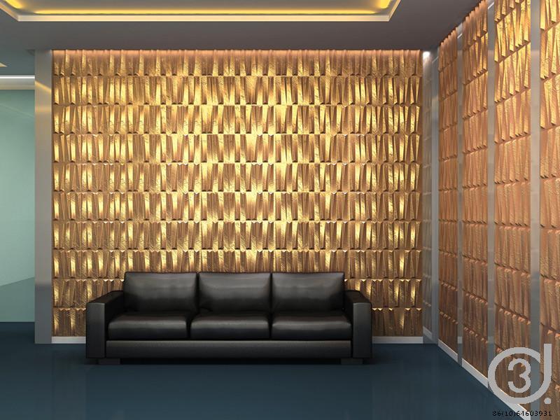 Glass 3d Wall Panels Decor City