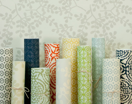 Different types of wallpaper / wall coverings explained ...