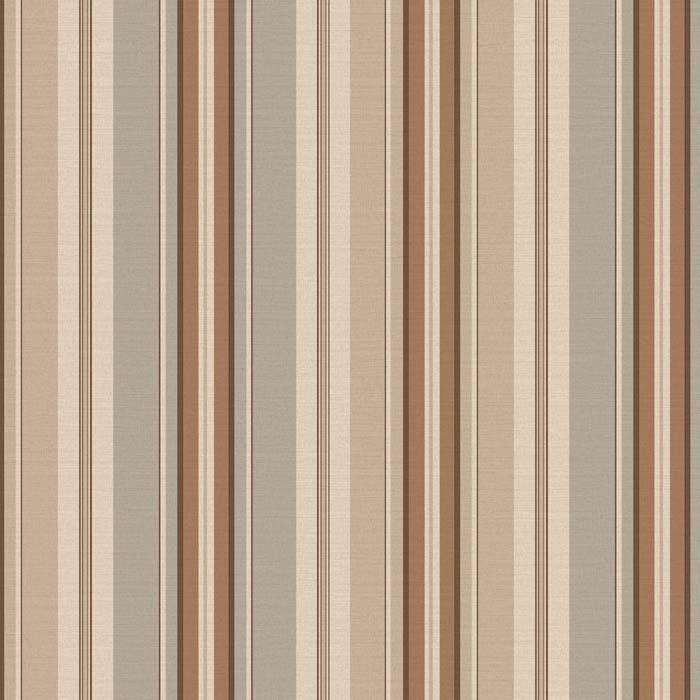 7sqm Modern Flat Print Stripe Wallpaper - Design 72133 ...