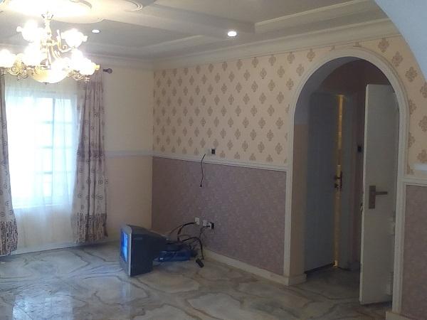 Professional Wallpaper Installation Service In Nigeria By Decor City