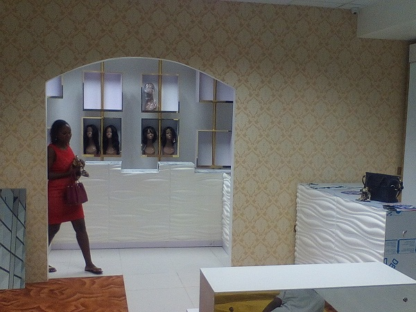 Professional Wallpaper Installation Service In Nigeria By Decor City