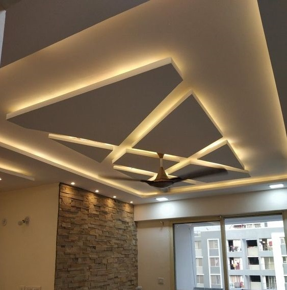 Pop False Walls Ceilings Decor City